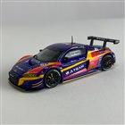 エヴァレーシング【2020】1/64ミニカー エヴァRT初号機 X Works Audi R8覚醒 (SUPER GT)