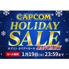 CAPCOM HOLIDAY SALE -JANUARY-