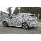 BMW 2シリーズ アクティブツアラー次期型プロトタイプ(スクープ写真)