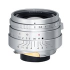 「7Artisans 35mm F2 Limited Silver ステンレスシルバー」