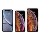「au Certified iPhone XR(認定中古品)64GB ホワイト」「au Certified iPhone XS(認定中古品)64GB ゴールド」「au Certified iPhone XS Max(認定中古品)64GB ゴールド」