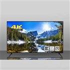8位 78,800円、maxzenが65V型4K液晶テレビ「JU65CH01」発売…2月9日