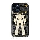 FLASH ユニコーンガンダム Ver.TWC 基板アート iPhone 12/12 Proケース