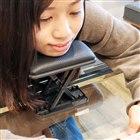 「ポータブル折り畳み枕 ダラダラピロ〜 CDIYA21B」