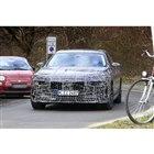 BMW i7 プロトタイプ(スクープ写真)