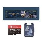 モンスターハンターライズ microSDカード 128GB+カードケース for Nintendo Switch
