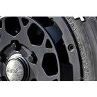 レイズ【チームデイトナ M9 BLACK EDITION】推奨サイズ:16×6.5J Inset38/カラー:セミグロスブラック/タイヤサイズ:215/65R16