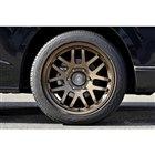 レイズ【A・LAP-07X】推奨サイズ:18×8J Inset38/カラー:ブロンズ/タイヤサイズ:225/50R18