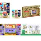 「スーパーマリオ 3Dコレクション」、「ゲーム&ウオッチ スーパーマリオブラザーズ」、「SUPER MARIO BROS. 35」、Nintendo TOKYO「SUPER MARIO BROS. 35th」シリーズ オリジナルグッズ