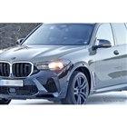 BMW X5M 改良新型プロトタイプ(スクープ写真)