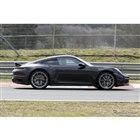 ポルシェ 911 スポーツクラシック プロトタイプ(スクープ写真)