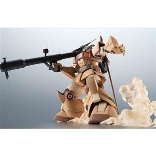 ドムの熱帯・砂漠戦用機が「ROBOT魂 ver. A.N.I.M.E.」で登場、7,344円