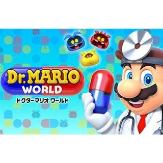 任天堂、スマホゲーム新作「ドクターマリオ ワールド」を7月10日配信開始