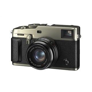 富士フイルム、OVF/EVF切替に対応したチタン外装ミラーレスカメラ「X-Pro3」