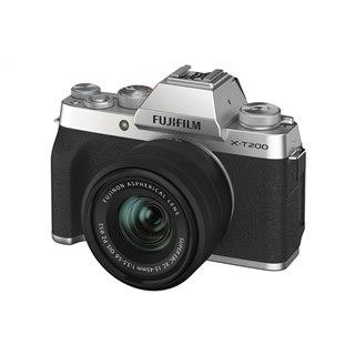富士フイルム、AFや動画性能が向上したミラーレスカメラ「X-T200」