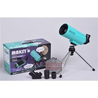 サイトロン、鏡筒内部の仕組みが見える学習用天体望遠鏡キット2機種