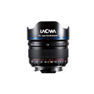 LAOWA、超広角135度のフルサイズミラーレス用レンズ「9mm F5.6 W-Dreamer」
