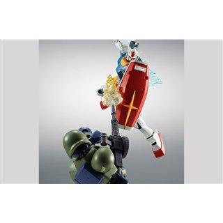 バンダイ、「ROBOT魂 ver. A.N.I.M.E.」遊びを拡張するエフェクトパーツセット第2弾
