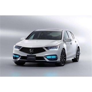 ホンダの「自動運転レベル3」対応モデル「レジェンド ハイブリッドEX・Honda SENSING Elite」がデビュー