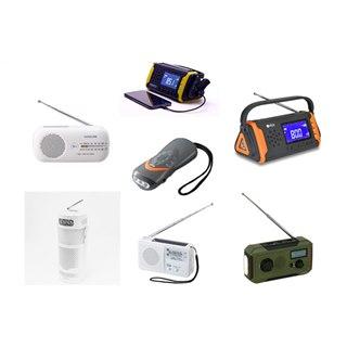 1台持っておきたい、充電機能・ライト・サイレンなど搭載の「防災ラジオ」まとめ
