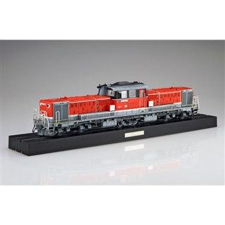 定期運用から退く幹線用ディーゼル機関車「DD51形」が1/45スケールで登場