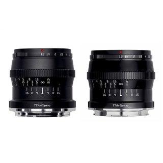 16,500円、銘匠光学「TTArtisan 50mm f/1.2 C」にニコンZ用&ライカL用が追加