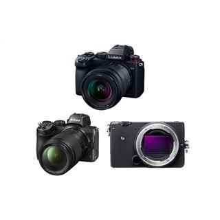 【カメラキャッシュバックまとめ】パナソニック「LUMIX S5」やニコン「Z 5」など