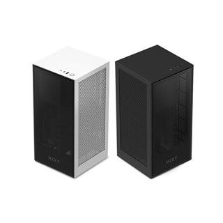 ツクモ、Mini ITXケース「NZXT H1」採用のゲーミングPC「G-GEAR alpha」