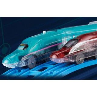 電池なしで電動走行する「プラレール」が本日10/21発売、E5系はやぶさ&E6系こまち