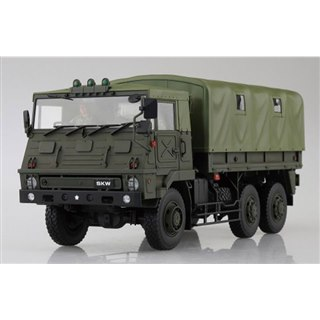 「人員・物資輸送用汎用大型トラック」を1/35スケールで再現、AOSHIMAが12月発売