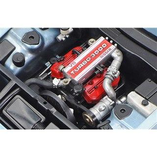 3代目「NISSANフェアレディZ」トップグレードを再現、V6ターボエンジンを鑑賞可能