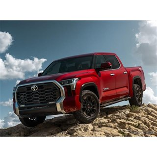 トヨタ、フルサイズピックアップトラック新型を米国発表