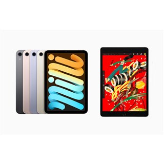 ドコモ・au・ソフトバンク、「iPad mini(第6世代)」「iPad(第9世代)」の価格発表