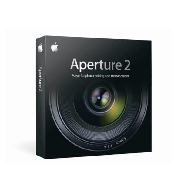 [Aperture 2] 100項目以上の新機能が実装されたMac用プロ向け写真編集/管理ソフトの最新版