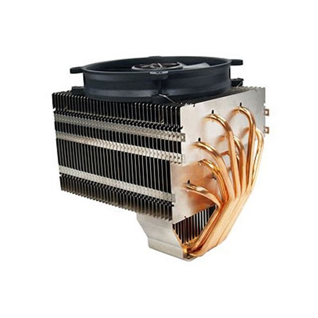 [SCORC-1000] 6mm径のヒートパイプを10本搭載したユニバーサル対応CPUクーラー (14cmファン付)