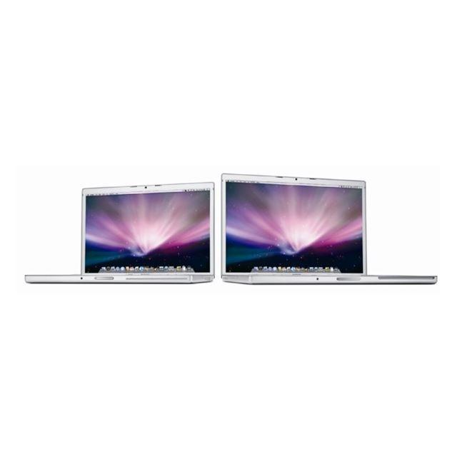 [MacBook Pro] 基本性能が向上した17型/15.4型液晶MacノートPCの新モデル