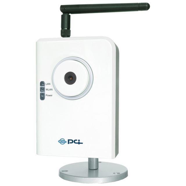 [CS-W04G] 動体検知機能付きネットワークカメラ(無線LAN/有線LAN)。直販価格は14,799円(税込)