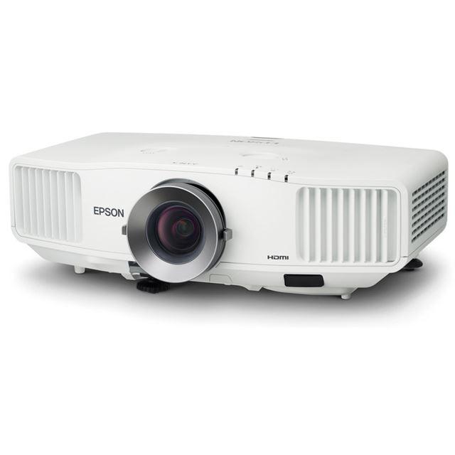[EB-G5350] 輝度5000lm/コントラスト比1000:1の液晶プロジェクタ(XGA/EasyMP)。本体価格は848,000円