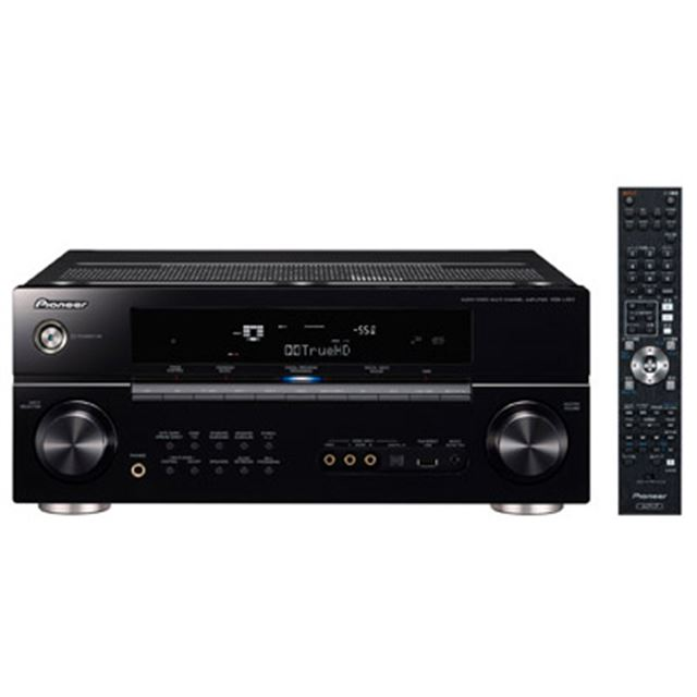 [VSA-LX51] 1080pへアップスケーリングする「ビデオスケーラー」機能/新ダイレクトエナジーデザインを採用した7.1ch対応AVアンプ。価格は150,000円(税込)