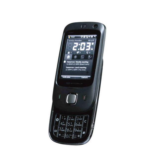 [EMONSTER lite (S12HT)] タッチパネルや「Windows Mobile 6 Professional」を搭載したスマートフォン