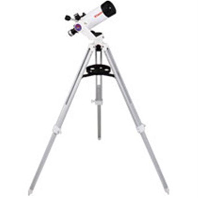 [ミニポルタVMC95L] 有効径95mm/焦点距離1050mmのカタディオプトリック式天体望遠鏡。価格は55,650円(税込)