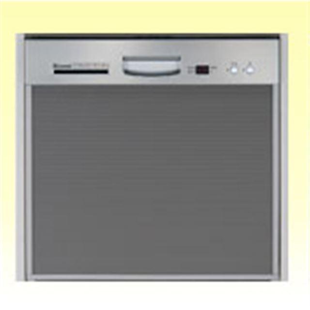 [RKW-402L] 重曹洗浄モード/スチームジェネレーター/ブルモーションレールなどを備えたビルドイン式食器洗い乾燥機(40点)。価格はオープン