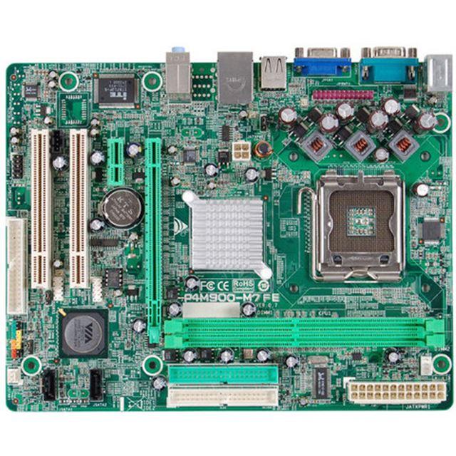 [P4M900-M7 FE] VIA「VIA P4M900 / VT8237A」チップセットを搭載したLGA775用マザーボード