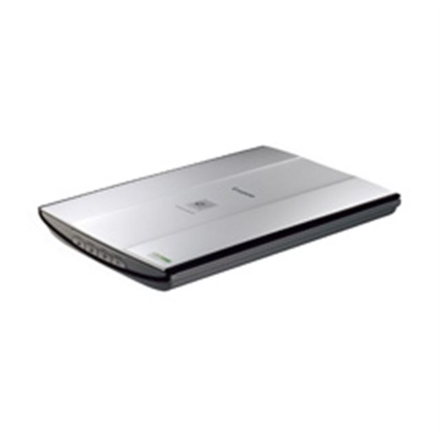 [CanoScan LiDE 200] 立て置きスキャンに対応したフラットベッドスキャナー(最大解像度4,800dpi)。価格はオープン