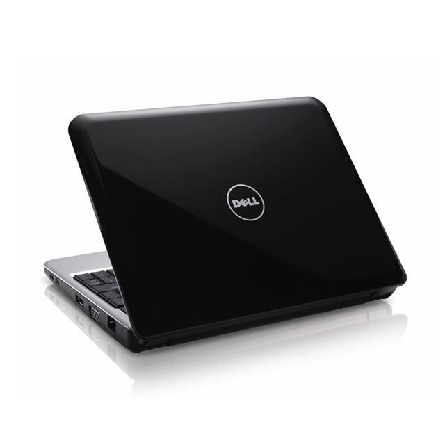 [Inspiron Mini 9] Atom N270/4GB SSD/512MB DDR2メモリーを備えたBTO対応の8.9型液晶搭載ノートPC。販売価格は49,980円〜
