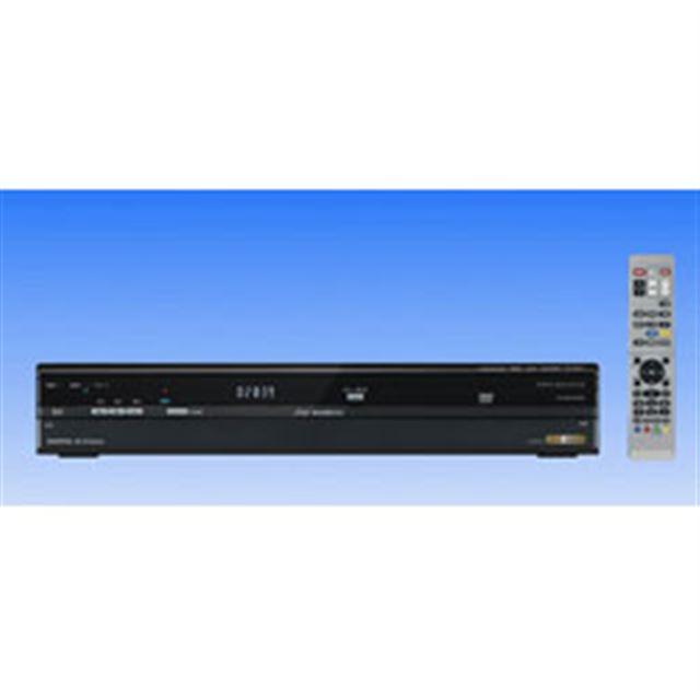 [DXRSシリーズ] ダビング10に対応したHDD搭載DVDレコーダー