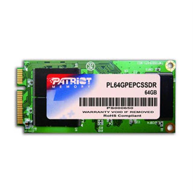 [PL64GPEPCSSDR] ASUSTek製モバイルノートPC「Eee PC 900/900A/900 16GB/901/904HD/1000/S101」専用の増設用SSD(64GB)