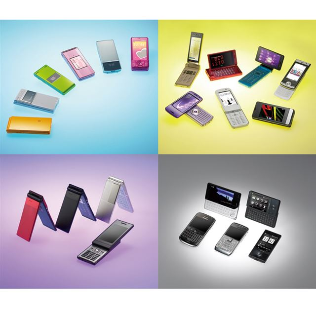 [STYLE/PRIME/SMART/PRO] 新たに4シリーズ展開になったNTTドコモの携帯電話新モデル