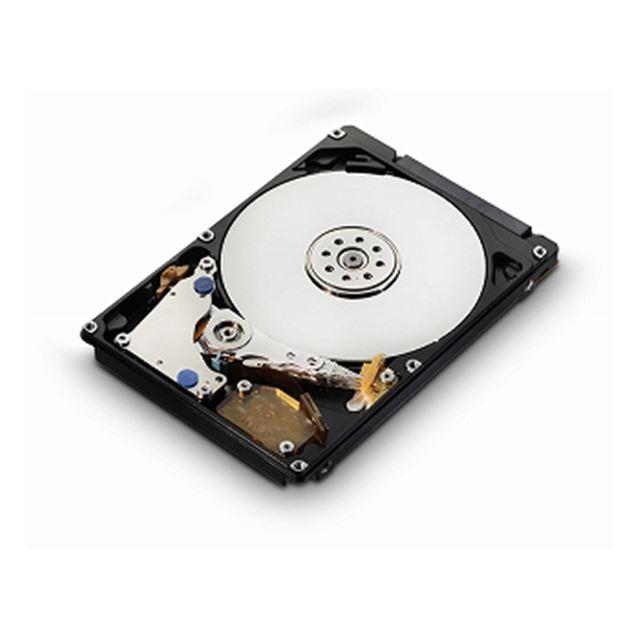 [Travelstar 5K500.Bシリーズ] 動作時の消費電力を1.4Wに抑えた2.5型内蔵型SATA HDD(5400rpm/バッファ8MB)