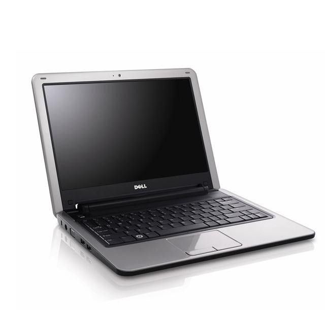 [Inspiron Mini 12] Atomプロセッサー/1GBメモリー/IEEE802.11b/g対応無線LANを備えたBTOカスタマイズ対応の12.1型光沢液晶搭載ミニノートPC。販売価格は89,990円〜